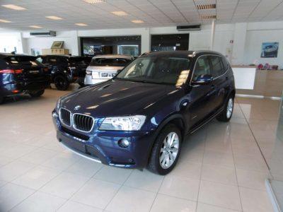 BMW X3 2.0i xDrive20 bei Garage De Poorter (FR) in 8530 Harelbeke