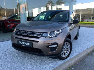 Land Rover Discovery Sport 2.0 eD4 E-Capability Pure (EU6d-TEMP) bei Garage De Poorter (FR) in 8530 Harelbeke