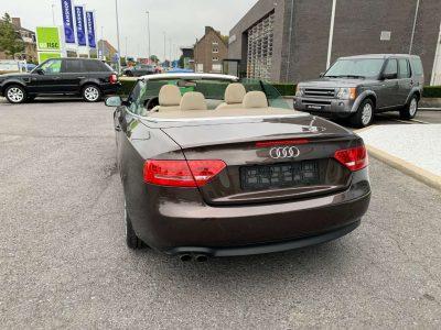 Audi A5 2.0 TDi S line Start/Stop DPF bei Garage De Poorter (FR) in 8530 Harelbeke
